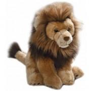 Geen Pluche leeuw knuffel 30 cm