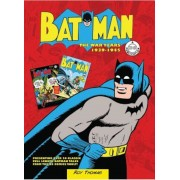 Batman: The War Years 1939-1945: Presenting Over 20 Classic Full Length Batman Tales from the DC Comics Vault!, Hardcover