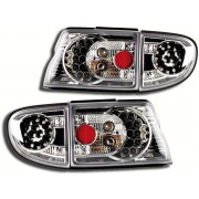 Stopuri cu LED Ford Escort V GAL/ALL/ABL/AFL/AAL/ANL 92- crom