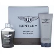Bentley Infinite Intense coffret I. Eau de Parfum 100 ml + gel de duche 200 ml