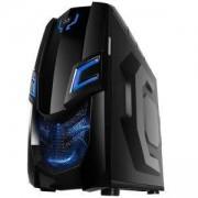 Кутия Chassis Viper GX II Tower, ATX, 7 slots, 3 X 5.25', 7 X 3.5' H.D., 1 X USB2.0 / 2 x AUDIO / 1 x USB3.0, PSU Optional, VIPER_GXII_522WB