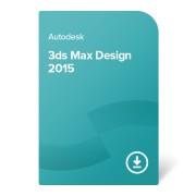 3ds Max Design 2015 единичен лиценз (SLM)