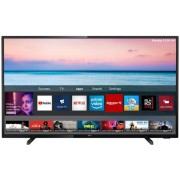 "Televizor LED Philips 109 cm (43"") 43PUS6504/12, Ultra HD 4K, Smart TV, WiFi, CI+ + Tigaie grill Delis Heinner VN-SYN-XB01, 24cm (Negru) + Cartela SIM Orange PrePay, 6 euro credit, 6 GB internet 4G, 2,000 minute nationale si internationale fix sau SMS nat"