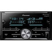 Pioneer Autoestéreo MVH-S600BS Bluetooth Spotify Usb Aux New 2017