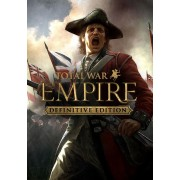TOTAL WAR: EMPIRE (DEFINITIVE EDITION) - STEAM - MULTILANGUAGE - WORLDWIDE - PC
