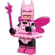 ФИЛМЪТ LEGO БАТМАН идентифицирана минифигурка - Фея Батман, LEGO Batman Movie - Fairy Batman, 71017-3