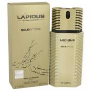 Lapidus Gold Extreme by Ted Lapidus Eau De Toilette Spray 3.4 oz