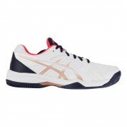 Asics Gel-Dedicate 6 Clay Tennisschoenen Dames - wit