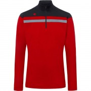 Descente Men First Layer Casin electric red