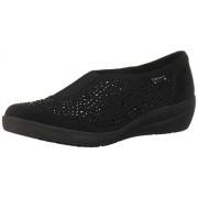 Anne Klein AK7YARMILLA2 BLACK/MULTI Zapatillas para Mujer, color BLACK/MULTI, 24.00