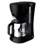 Ръчна кафемашина, Rohnson R 924, 680W, за филтърно кафе, контрол на вкуса, поддържане на постоянна температура, черна