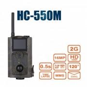 """hc-550M 12MP 1 / 2.5 """"camara de caza CMOS con 48-IR LED de vision nocturna"""