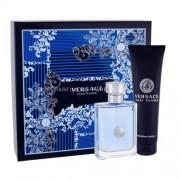 Versace Pour Homme 100ml за Мъже - EDT 100 ml + душ гел 150 ml
