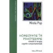 Homeopatie in psihoterapie. Remedii in terapia cognitiv-comportamentala