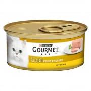 Gourmet Gold Mousse 24 x 85 g - Pato con espinacas
