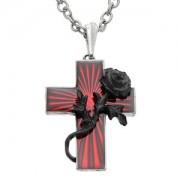 nyakörv Order Of The Black Rose - ALCHEMY GOTHIC - P502