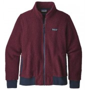 Patagonia Ws Woolyster Fleece - giacca in pile - donna - Red