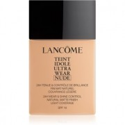 Lancôme Teint Idole Ultra Wear Nude maquillaje ligero matificante tono 021 Beige Jasmin 40 ml