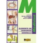 Elemente de chirurgie generala.