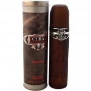 Cuba black 100 ml eau de toilette edt spray profumo uomo