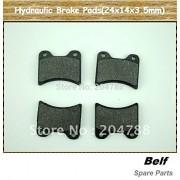 Generic 24x14mm Hydraulic Disc Brakes Pads for fg monster truck FG/ROVAN Trucks etc+ free shipping