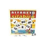 Alfabeto Silábico 150 Pçs 4x4cm Em Mdf 1120 Carlu