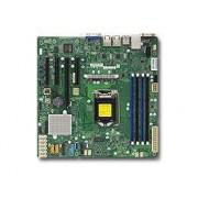 Supermicro X11SSM Intel C236 LGA 1151 (Socket H4) Micro ATX server/workstation motherboard