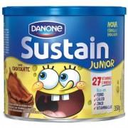 Sustain Junior Sabor Chocolate 350 Gramas