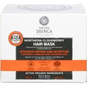 Natura Siberica Northern Cloudberry Hair Mask - 120 ml