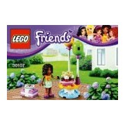 Lego Friends Birthday Party (30107)