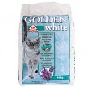 Golden White камъчета за котешка тоалетна - 14 кг