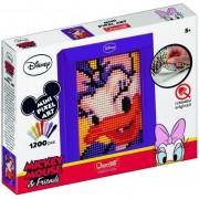 Set de joaca Quercetti Pixel Art Mozaic Donald Duck, 1200 piese