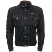 Bores Max Wax Jacket Black 5XL