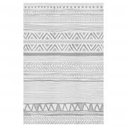 Floorart Tapis vinyle Boho tribal gris - 133x200 cm