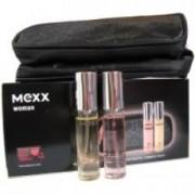 Mexx Woman 2 × 10 ml EDT + taška Dámská dárková sada