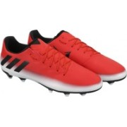 Adidas MESSI 16.3 FG Football Shoes For Men(Red)