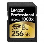 Card Lexar Professional 1000x SDXC 256GB Clasa 10 UHS-II 150MB/s