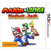 Mario & Luigi: Paper Jam Bros - Nintendo 3DS