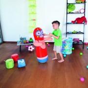 Igračka na naduvavanje Fire Ball