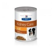 Hill's Prescription Diet k/d Kidney Care Chicken & Vegetable Stew Canned Dog Food, 12.5-oz, 12ct