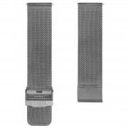 Sidegren Graues Stahlnetz Uhrenarmband