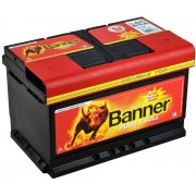 ACUMULATOR BANNER POWER BULL 72AH