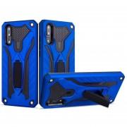 Funda Case Para Huawei P20 (No Pro) Uso Rudo IronMan - Azul