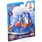 Transformers, Rescue Bots, Mr. Potato Head As Optimus Prime