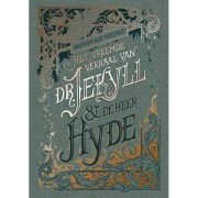 Blossom Books-wereldklassiekers: Het vreemde verhaal van dr. Jekyll & meneer Hyde - Robert Louis Stevenson