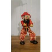 Marionett bábú