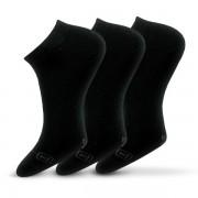 3pack чорапи Deba черни бамбук