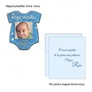 Magnet Plastifiat Tricou Bebe