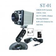 Camera video cu card SD si IR ST-01