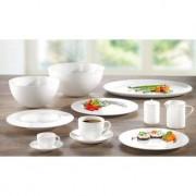 "ASA Bone China ""À-Table"" Dinnerware, 18-Piece Dinnerware Set"
